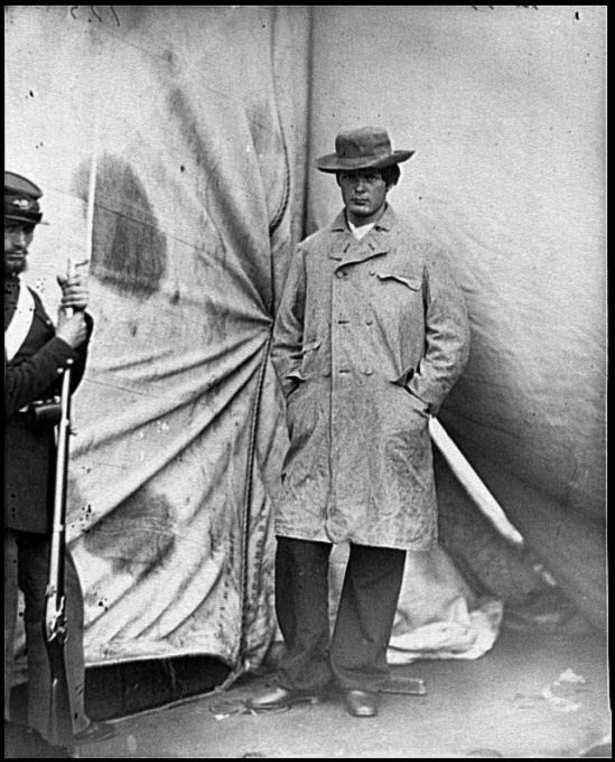 John Wilkes Booth Fbi Files Lincoln Assassination Historical Material