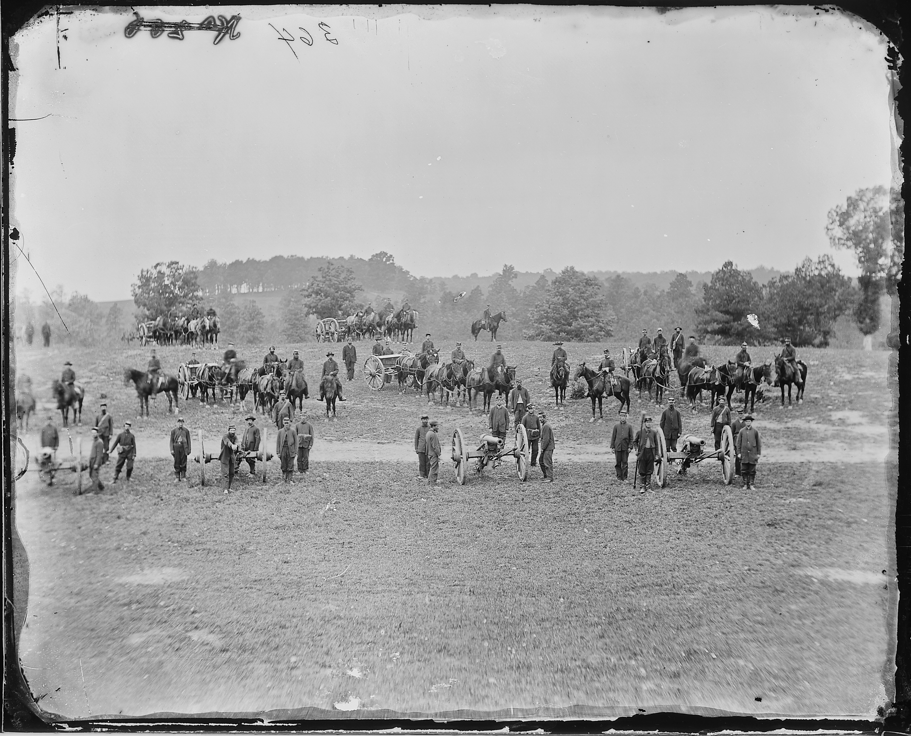 The Civil War as Photographed by Mathew