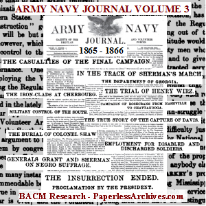 Civil-War-Army-Navy-Journal-Volume-3