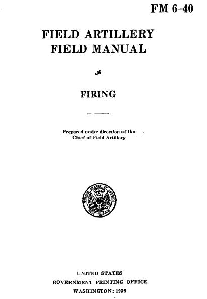 military field manuals 1920 1940 rh paperlessarchives com Army ADP List Army ADP List