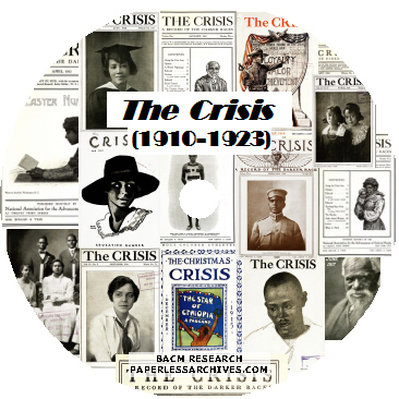 The Crisis NAACP Magazine CD-ROM