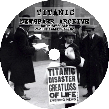 Titanic Newspaper Archive 75DPI