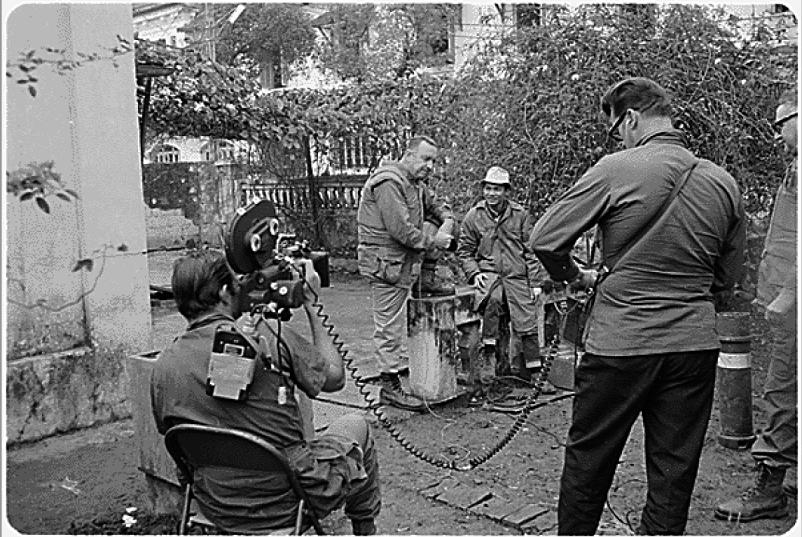 VIETNAM WAR: TET OFFENSIVE CIA - DEPARTMENT OF DEFENSE