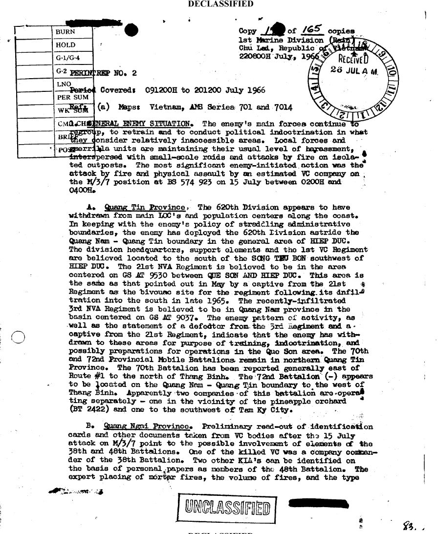 Vietnam-War-1st-Marine-Division-Command-Chronology-1966-07-Page-185