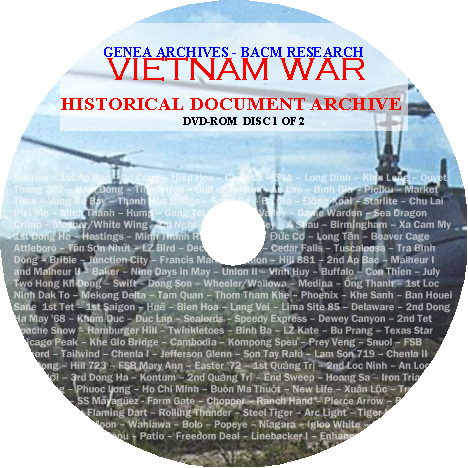 Vietnam War DISC 1