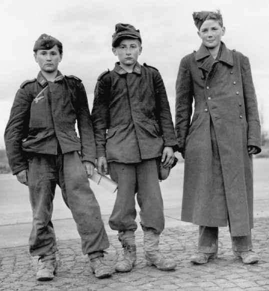 World War 2 German Soldiers