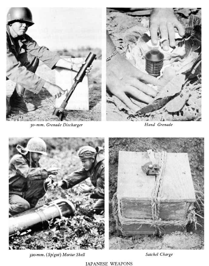 pictures of world war 1 weapons. World War II Japanese weapons