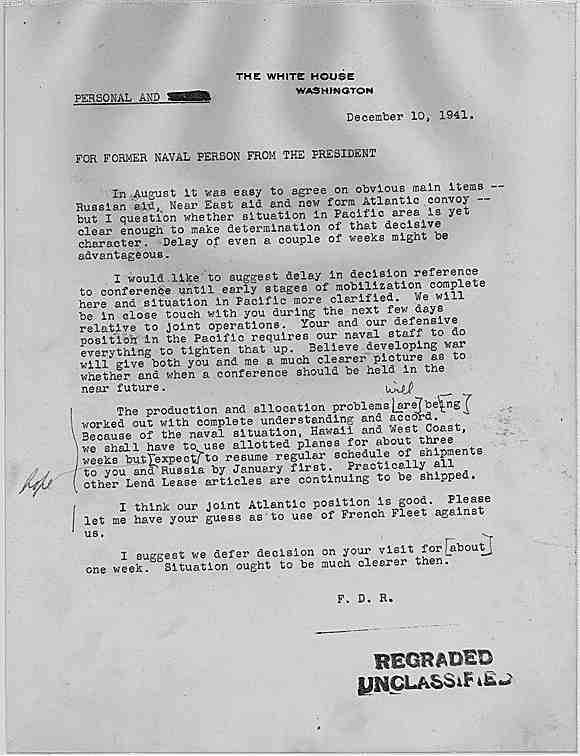 franklin roosevelt presidential papers fdr1